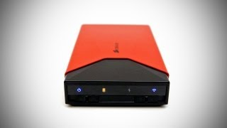 1TB storage for your iPad? -- Corsair Voyager Air Unboxing & Overview