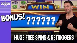 😂 HUGE Free Spins & Retriggers 👉 Bonus Too ✪ BCSlots (S. 26 • Ep. 1)