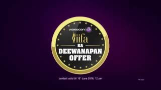 videocon d2h iifa ka deewaanapan offer
