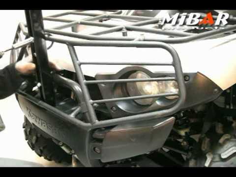 Yamaha Atv Snow Plows Plow Kits Grizzly Kodiak Big Bear Bruin Raptor