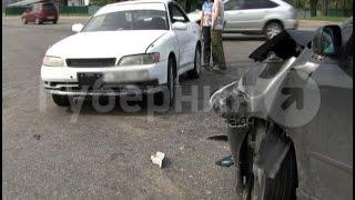 Участник аварии в Хабаровске обвинил в ДТП мистический рисунок на капоте машины.MestoproTV(, 2016-07-10T23:08:50.000Z)