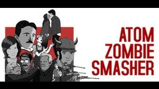 Atom Zombie Smasher Gameplay (PC/HD)