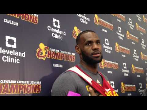 LeBron James addresses relationship with Cavaliers owner Dan Gilbert