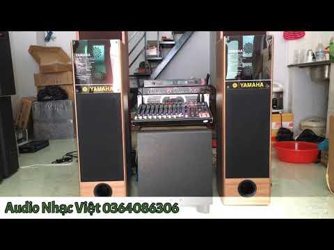 Loa YAMAHA 420 đi Thái Bình. Mixer M10 đi Nha Trang. LH: 0364086306