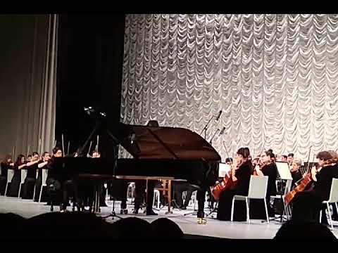 Бехзод Абдураимов.  Финал Первого концерта П.И. Чайковского