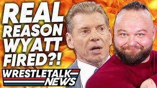 Bray Wyatt & Vince McMahon HEAT? Adam Cole WWE NXT Contract EXPIRING! | Wrestling News