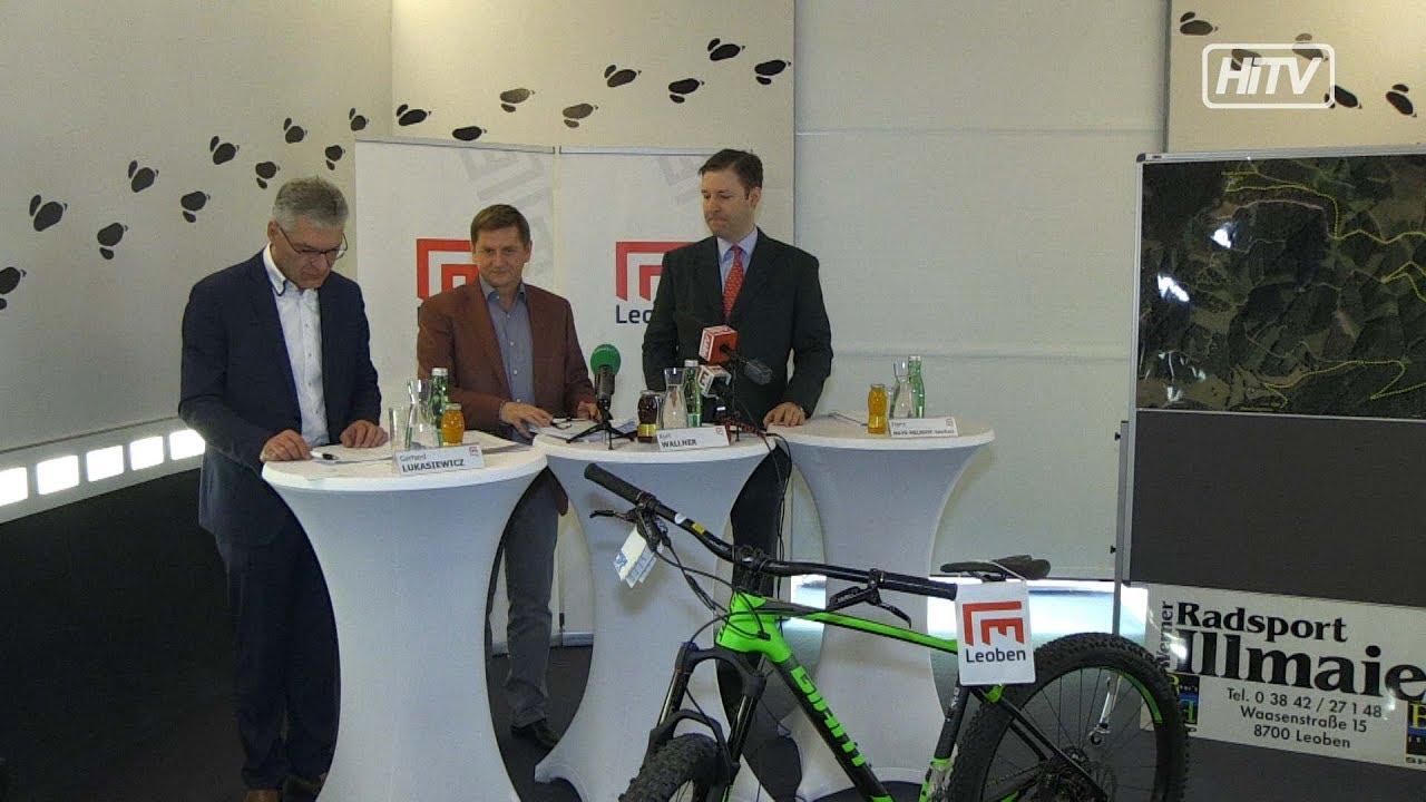 Download Neue Mountainbike - Strecke in Leoben