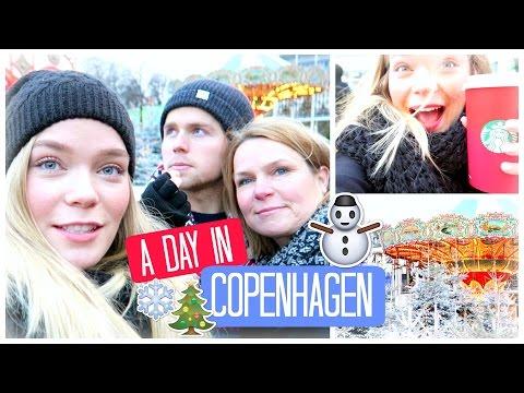 CHRISTMAS MARKETS IN COPENHAGEN ♥ VLOGMAS DAY 21