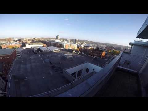 Portland tower Gopro viewing