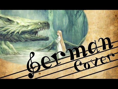 ~✿~ 『Liebeslied eines Drachen - Toaru Ryu no Koi no Uta』 - German Fancover [日本語字幕付]