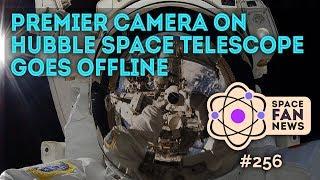 Premier Camera WFC3 Goes Offline On Hubble Space Telescope