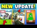 "Fortnite Update: *NEW* SECRET MODE, SEA MONSTER'S ""HUNGRY"", New Skins! (Battle Royale)"