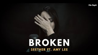 Fatin Majidi Cover - Broken - Seether Ft. Amy Lee