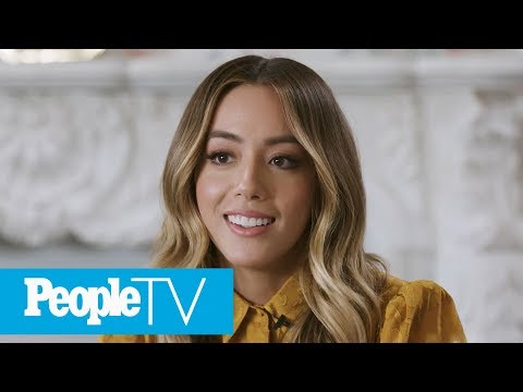 Chloe Bennet's 'Abominable' Role & Similarities With Her Childhood | PeopleTV | Entertainment Weekly