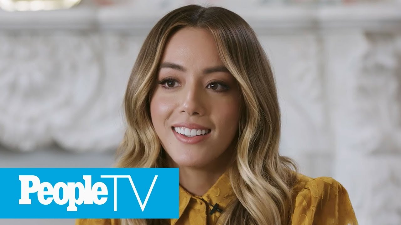 Chloe Bennet's 'Abominable' Role & Similarities With Her Childhood | PeopleTV