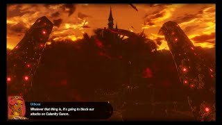 Hyrule Warriors Age Of Calamity Chapter 7 2 All Hyrule United Very Hard All Korok Seeds Youtube