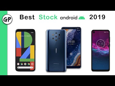 Best Stock Android Phones Under 20000