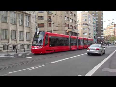 Trams in Bratislava/Bratislavské električky (23.4.2016)