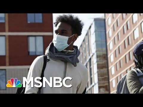 Trump Rebukes CDC Director's Remarks On Importance Of Masks | Morning Joe | MSNBC