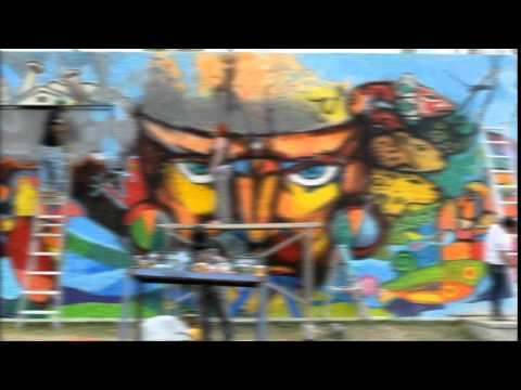 Documental Muralismo Como Forma De Expresion Youtube