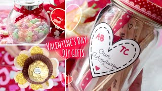 DIY Valentine's Day Gifts Ideas l Quick and Easy Gift to Make for Boyfriend/Girlfriend & Friends