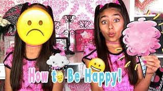 How To Be Happy - Back To School Advice - Pick Me Ups : MERCEDES WORLD // GEM Sisters