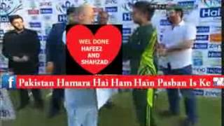 vuclip 2nd T20 Pakistan vs zimbabwe winning movement and presentation 24-08-2013