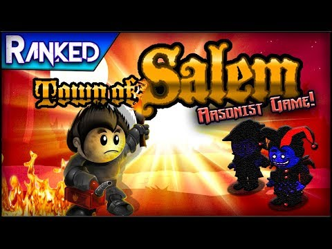 Town of Salem (Arsonist Game!) | CAN I HEAL THOSE BURNS? (Ranked)