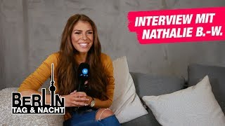 Berlin - Tag & Nacht - Interview mit Nathalie Bleicher-Woth a.k.a. Kim - RTL II