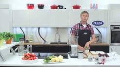 Aki kokkaa Petra-keittiössä - Osa 5. Keittiön yläkaapit