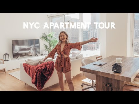 MY NYC APARTMENT TOUR 2019! | JLINHH