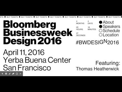 Bloomberg Businessweek Design 2016