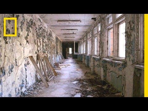 Journey Inside Chernobyl's