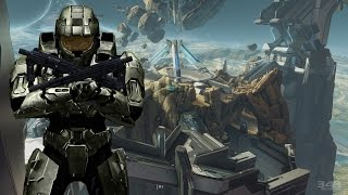 Halo Master Chief Collection - Ascension aka Zenith Gameplay - Gamescom 2014