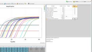 qPCR Analysis with CFX Maestro™: Data Analysis