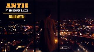 ANTIS ft. Leon Somov & Jazzu | Nauji metai (official video)