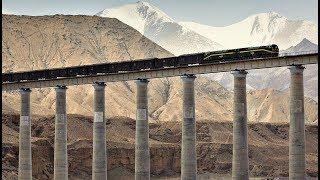 Дорога на крышу мира - Как китайцы построили самую сложную железную дорогу в мире