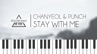 Baixar [Goblin OST] 찬열 (Chanyeol), 펀치 (Punch) - Stay With Me Piano Cover