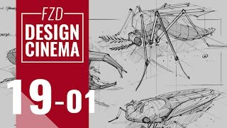 Design Cinema – EP 19 - Portfolio Prep Part 01