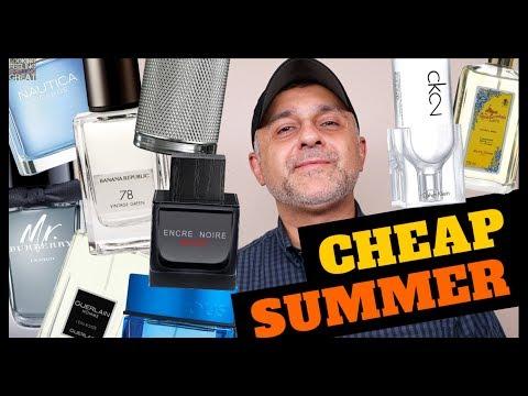 cheap-summer-fragrances-|-top-20-favorite-inexpensive-summer-fragrances-ranked-($12-$75)