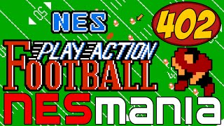 402/714 NES Play Action Football - NESMania