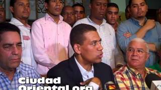 Rueda de prensa de Guido Gómez Mazara del domingo 20 de Julio a las 6.00 pm
