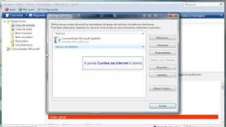 Configurar e-mail no Windows Mail