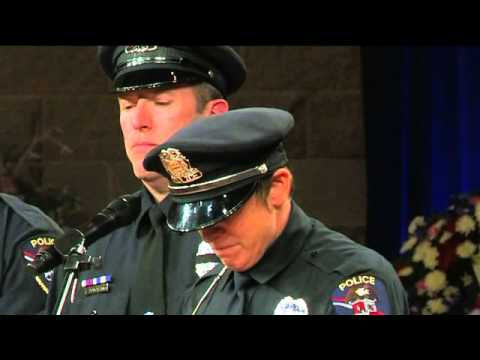 Officer Sebena Funeral