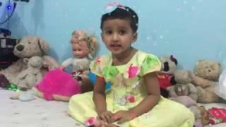 Bhor Holo Dor Kholo Full Poem/ Nursery Bangla Rhyme/Chotoder Chora Bangla/ Flora