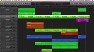 Retro Wave For Logic Pro X & MainStage 3