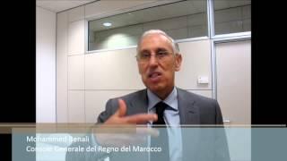 Intervista al Console Mohammed Benali in occasione di MEDEA