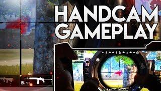 DOCH HANDCAM GAMEPLAY | PUBG Mobile (Handycam Gameplay) w/ KAOS TEAM