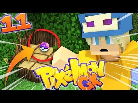 TROVO LA MASTER BALL E SPACCO TUTTO! - Minecraft ITA - Pixelmon GX #11