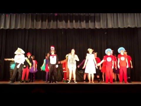 Seussical - Opening Scene - Pen Ryn School